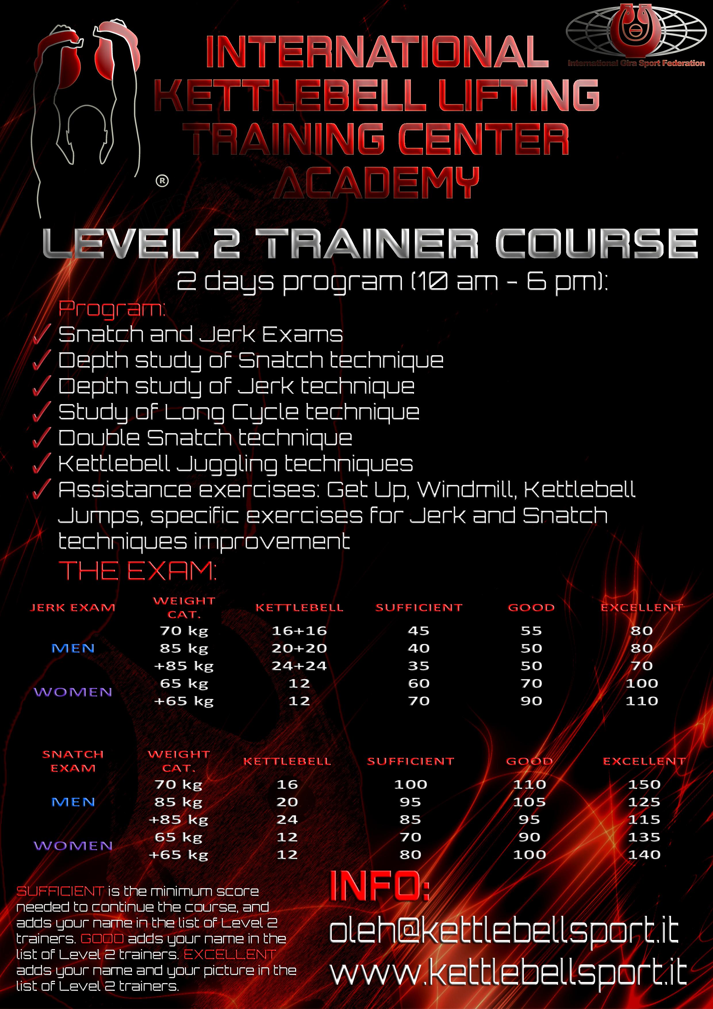 Level 2 Academy